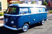 1968 Volkswagen BusVanagon Campmobile